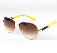 100% gafas de sol aviador UV400