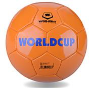 "Winmax® Outdoor PVC Yellow ""Netherland"" Pattern  5# Training Football \ Soccer"