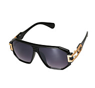 Sunglasses Women's Elegant / Fashion Oversized Black / Leopard Sunglasses Full-Rim