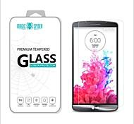 2.5d spider®0.2mm magia daños a la marca privada protector de pantalla de cristal de protección templado para lg g3