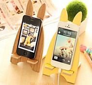 Cute Long Ears Rabbit Phone Holder for iPhone and Others(Random Colors)