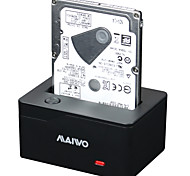 "maiwo K208 USB 3.0 Super Speed ​​2.5 ""SSD / HDD SATA HDD Docking Station"