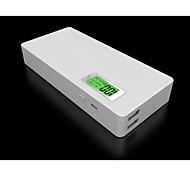 13000mAh puerto usb banco de la energía de la batería extermal YC-yda18 para iphone / dispositivos usb micro 4s / 5s / 6/6 más / samsung