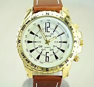 europäischen Stil Mode neueste hochwertige Dart wählen Leder Uhren