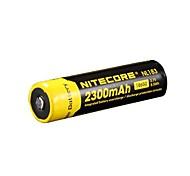 batería recargable 3.7v 18650 2300mah li-ion NiteCore nl183