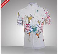 Tops/Mailliot -( Voir l'image ) de Cyclisme -Respirable/Séchage rapide/Zip frontal/Design Anatomique/mèche/Compression/La peau 3