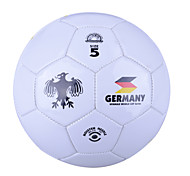 """Winmax® Outdoor 5# Training Football/Soccer PVC&White """"Germany"""" Pattern"""