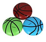 Basketball Multi Color Plastic Cantact Lens Case (Random Color)