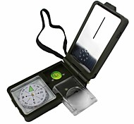 11 in 1 Outdoor Multi function The Compass Survival Tool