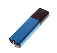 Aluminum Shell 1 GB USB Flash Pen Drive Storage Disk  Metal with Plastic (Assorted Colors)