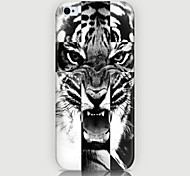 The Tiger Pattern Phone Back Case Cover for iPhone5C