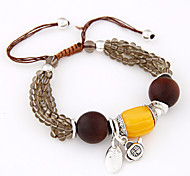 Boutique Fashion Wild Temperament Simple Handmade Bracelet