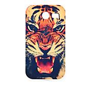 Tigermalerei tpu Fall für Samsung-Galaxie-Tasche 2 G110