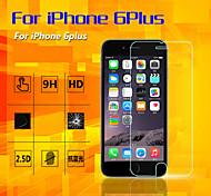 le film 2.5d en acier haut de gamme téléphone film de protection pour iPhone 6s / 6 plus