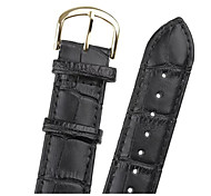 T-38 Replacement Classic Leather Watch Band for APPLE WATCH 38mm Smart Watch