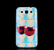 Cherry Pattern Cover fo Samsung Galaxy Win I8552 Case