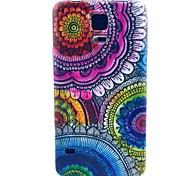bloempatroon TPU zachte hoes voor Samsung Galaxy S3 / s3 mini / S4 / S4 mini / S5 / s5 mini