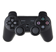 doble choque controlador gamepad inalámbrico de 4.0 androide teléfono / tablet pc / ps3
