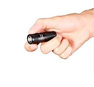 NITECORE SENS Mini 170 Lumens CREE XP-G R5 LED HAIII Mini Keychain Flashlight Torch Light (1XCR2, Black)