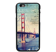 Retro-Design London Bridge Design PC harter Fall für iphone 5c