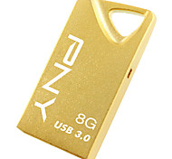 PNY High Speed T3 Attaché Gold Edition 16GB USB3.0 Flash Drive Pen Drive