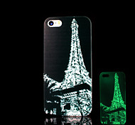 Pylon Pattern Glow in the Dark Cover for iPhone 4 / iPhone 4 S Case
