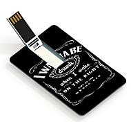 16gb eu quero ser unidade flash USB Cartão do projeto bêbado