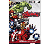 Fujifilm Instax Mini Color Film Avengers