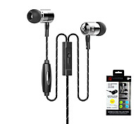 i-1 Super Bass In Ear Music Earphone Volume Control Stereo Headphone with Microphone for iPhone 6/5S
