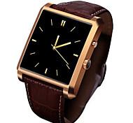 Para Vestir - para - Smartphone - DGZ Reloj elegante - Bluetooth 4.0 -Llamadas con Manos Libres/Control de Medios/Control de
