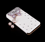 Diamond bow section iphone6 4.7 inch phone shell