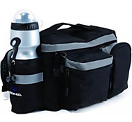 Waterproof Bicycle Rear Seat Bag Pack Bag Water Bottle Bag