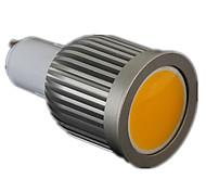 1 Stück MORSEN Dimmbar Spot Lampen PAR GU10 7 W 500-550 LM K 7 COB Warmes Weiß/Kühles Weiß AC 220-240 V
