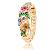 Party Cubic Zirconia Band Ring