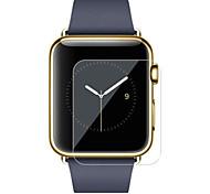 ultrar тонкий и легкий вес прозрачного закаленного стекла для 42мм яблочного часы