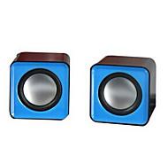 Allspark ®usb Mini-Multimedia-Lautsprechersystem (verschiedene Farben)
