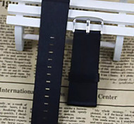 Apple Watch Strap Genuine Leather Replacement Watch Band Buckle Watch Strap Regular-length  for Apple Watch  (38mm)