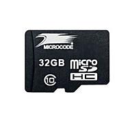 Microcode Digital 32GB Class 10 Micro SD SDHC TF Memory Card Speed Genuine