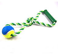 Handle Pull On The Rope With The Ball For Pets