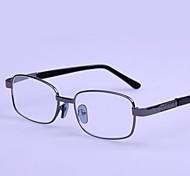 [Free Lenses] Rectangle Full-Rim Reading Glasses