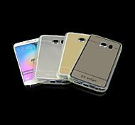 TPU miroir de téléphone pour Samsung Galaxy s6edge (couleurs assored)