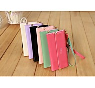 Smooth Leather Handbag Lady Type Card for IPhone 6(Assorted Colors)