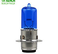 XENCN M5 P15d-25-1 12V 35/35W Motorcycle Blue Diamond Headlight Clear Lighting Halogen Lamp Auto Light Bulbs
