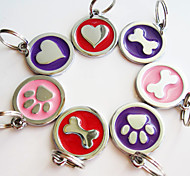 Necklaces for Dogs / Cats Spring/Fall L Plastic / Aluminum