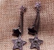 Girl's    Star Earrings