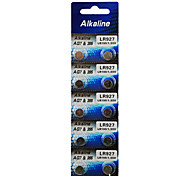 ALKALINE LR927 395 399 SR927SW AG7 High Capacity Button  Batteries (10PCS)