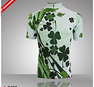 GETMOVING® Elegant and Pleasant Style Short Sleeved Jersey + Iadies Short Sleeved Cycling Clothes Drying Air