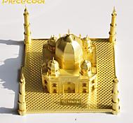 Тадж-Махал 3D стерео металл головоломки игрушки детям взрослый сборка модель здания головоломка