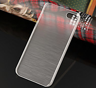 Clear Drawing Crystal Back Case for iPhone 5/5S
