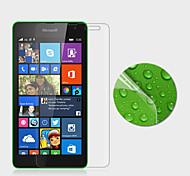 Protector de pantalla de alta definición de alta calidad para microsoft Lumia 535 / Nokia Lumia 535